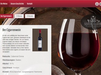 Gierke Wein Homepage